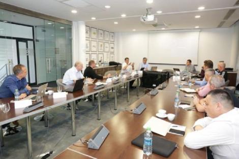 Primul workshop pentru implementarea VAR în România a avut loc la FRF