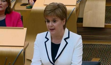 Sturgeon spune că s-a săturat de Brexit şi că Scoţia trebuie să organizeze un nou referendum pentru independenţă în 2020