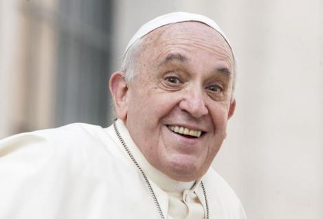 Papa Francisc a binecuvântat pe Twitter o echipă de fotbal din America cu doar un hashtag