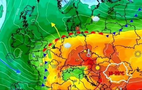 ANM anuntă căldură aproape de 30 de grade Celsius în următoarele două zile: Ce se întâmplă cu vremea