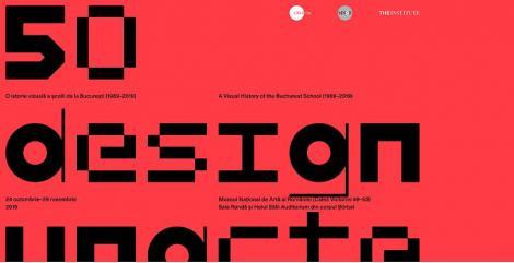 Jumătate de secol de la înfiinţarea primei secţii de învăţământ superior de design din România, într-o expoziţie la MNAR