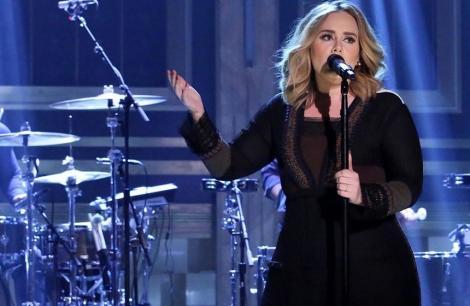 Cântăreaţa Adele a câştigat 59.400 de lire sterline pe zi în 2018 fără a lansa vreo melodie sau a susţine vreun concert