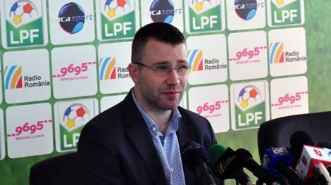 """Secretarul general al LPF spune că va propune o nouă strategie pentru fotbalul profesionist, care să-i """"readucă pe toţi iubitorii fotbalului aproape de fenomen"""""""