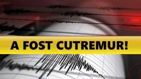 Cutremur puternic în România, joi dimineață! Unde s-a produs și ce magnitudine a avut