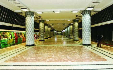 Mine de aur la o stație de metrou din Capitală! Milioane de bucureșteni trec zilnic pe acolo, însă puțini știu acest secret