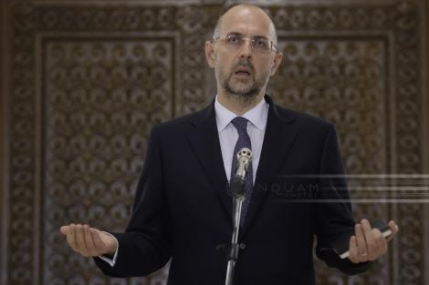 Kelemen Hunor: UDMR nu a promis sprijin Guvernului PNL. Nivelul de încredere între cele două partide este scăzut. Voi discuta cu grupurile parlamentare săptămâna viitoare