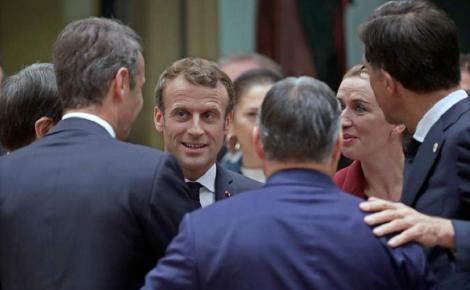 """UE rămâne împărţită pe tema aderării Albaniei şi Macedoniei de Nord; Parisul denunţă presiuni """"neavenite"""" asupra Franţei"""