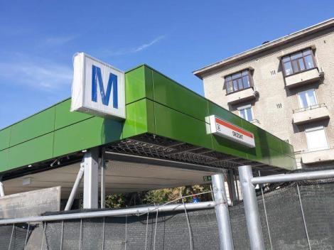 Bucureștenii din Drumul Taberei vor folosi metroul, de mâine. Cu mașina!