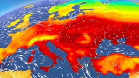 Temperaturi de 25 de grade săptămâna viitoare! Prognoza meteo 21-27 octombrie 2019