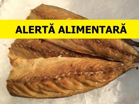 Alertă alimentară! Pește din România, de la o marcă celebră, infestat cu bacteria Listeria