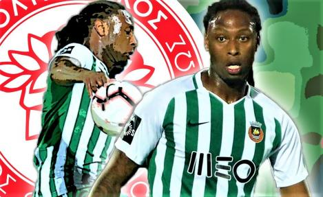 Ruben Semedo, de la închisoare la gol în Liga Campionilor