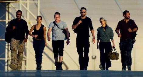 """Ryan Reynolds, un nou tip de erou în filmul de acţiune """"6 Underground"""""""