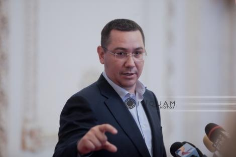 Ponta, după ce a fost anunţat calendarul dezbaterii moţiunii de cenzură: PSD rămâne confiscat de Gaşca Dragnea - Dăncilă - Iordache! Nu se va vota nicio moţiune sâmbără, ci luni