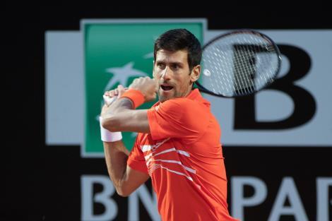 Novak Djokovici s-a calificat în sferturile de finală ale turneului de la Tokyo