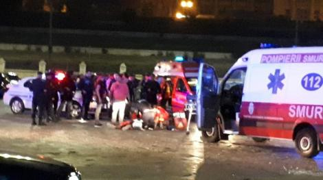 Poliţia Capitalei anunţă suplimentarea dispozitivului de ordine publică în Piaţa Constituţiei, după incidentul în urma căruia o persoană a murit şi alta a fost rănită
