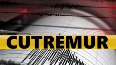 Cutremur în România, miercuri după-amiază! Ce magnitudine a avut