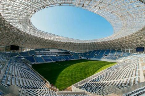 """Primarul Craiovei spune că gazonul de pe stadionul """"Ion Oblemenco"""" va fi înlocuit cu unul hibrid"""
