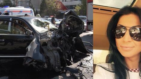 Șoferița care a provocat un accident în care au pierit doi oameni era moartă de beată! Ce alcoolemie avea în momentul tragediei