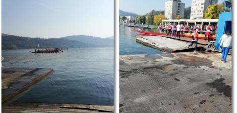 Momente terifiante: 20 de copii s-au răsturnat cu barca în Dunăre, la Mehedinți!