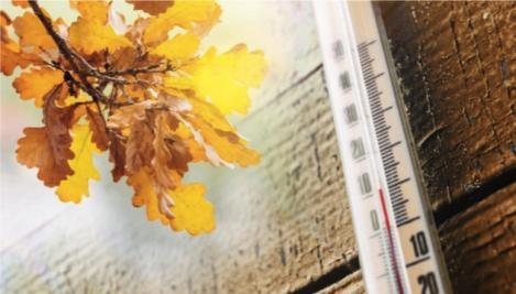 Vremea 22 octombrie 2019. Temperaturi cuprinse între -1 și 28 de grade C
