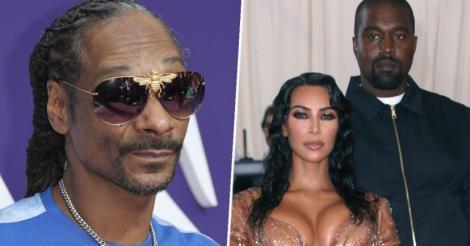 """Snoop Dogg a comparat noile încălțări create de Kanye West cu """"papucii de închisoare"""""""