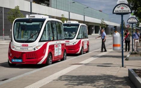 """Un oraș din România va avea autobuze fără șofer! """"Sper că de anul viitor să le vedem pe străzi"""""""