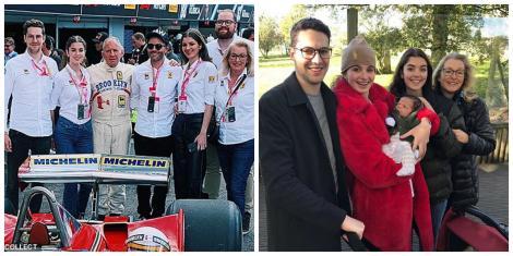 Fiica unui fost campion de Formula 1 a murit subit, la doar 21 de ani! Tânăra s-a stins din viață în somn