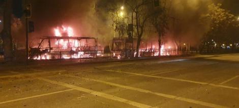 Atenţionare de călătorie emisă de MAE: Chile - stare de urgenţă, sub control militar, cu limitarea unor drepturi cetăţeneşti
