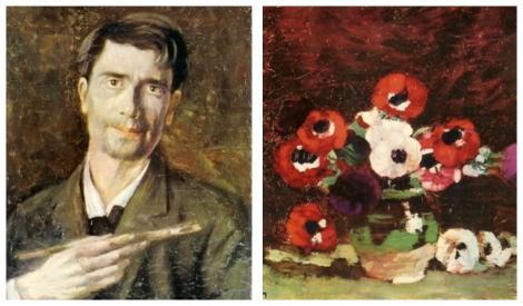 """A pictat în agonie și a fost umilit pe patul de moarte! Ștefan Luchian, un destin tragic! """"I-am legat pensula de braț. Fața i s-a crispat înfricoşător!"""""""