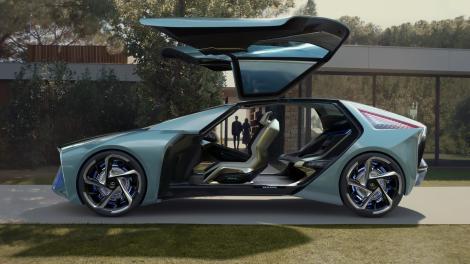 Premieră mondială! Toyota a lansat prima mașină complet electrică disponibilă din 2020 - VIDEO
