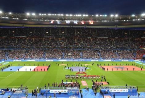 UEFA a amendat cu 20.000 de euro federaţia franceză pentru gafa de la meciul cu Albania