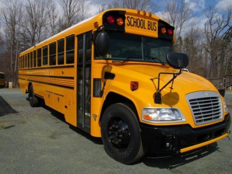 Autobuzele școlare, introduse în premieră în Alba Iulia