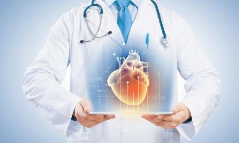AI-ul poate măsura riscul decesului din cauze cardiace