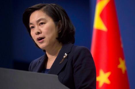"""China denunţă """"aroganţa şi ipocrizia"""" lui Mike Pence pe care-l acuză de minciună, în urma unor declaraţii cu privire la NBA şi susţinerii manifestanţilor de la Hong Kong"""