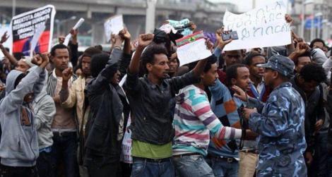 Cel puţin 16 morţi în Etiopia în manifestaţii împotriva premierului Abiy Ahmed, laureatul Nobelului Păcii