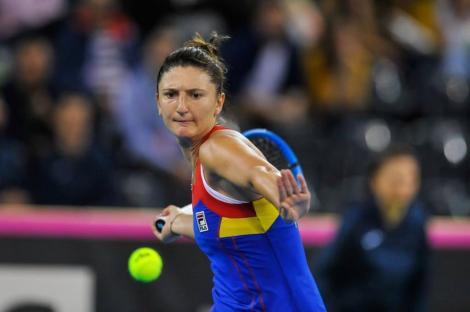 Irina Begu în semifinalele turneului de la Szekesfehervar