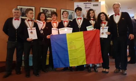 România, noi victorii la nivel mondial! Șapte medalii pentru țara noastră la Olimpiada Internațională de Astronomie