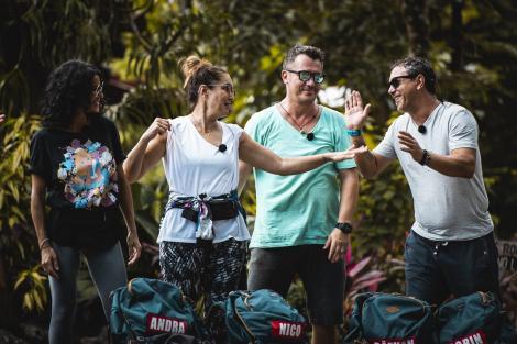 S-a dat startul filmãrilor pentru Asia Express - Drumul Comorilor. Primele imagini din timpul probelor