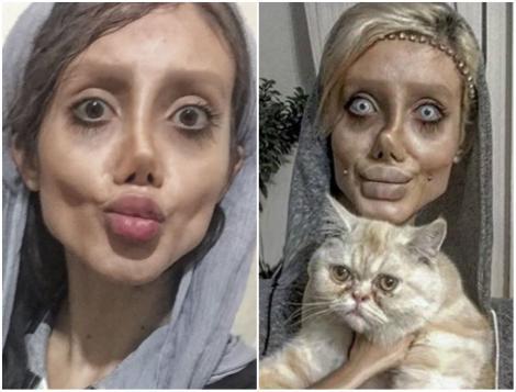 O celebră actriță devine victima operațiilor estetice. Chipul său i-a şocat pe fani