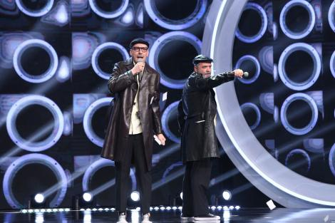 """""""Bătrâneii"""" din trupa Ha-Rap au convins publicul în ediția a șaptea """"iUmor"""" și merg în finală"""