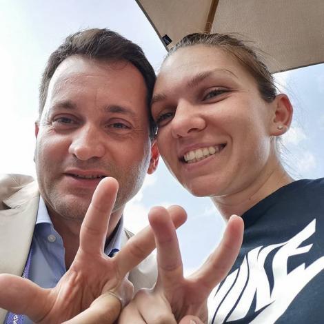 Cosmin Hodor, manager de comunicare al Simonei Halep, critică decizia părinţilor Bancăi Andreescu, ca fiica lor să reprezinte Canada