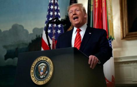 """Trump anunţă pe Twitter că """"înlocuitorul numărul unu al lui Abu Bakr al-Baghdadi a fost eliminat de trupele americane"""""""