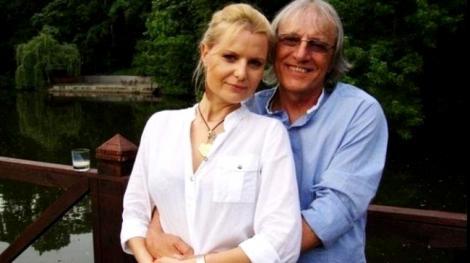 """""""Drum lin, îngerul meu!"""". Soția lui Mihai Constantinescu, declarație de dragoste sfâșietoare după moartea artistului"""