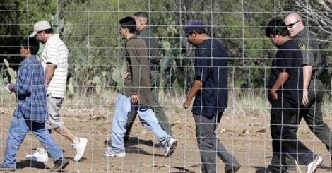 SUA vor să preleveze şi stocheze date ADN de la imigranţii care intră ilegal în ţară