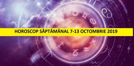 Horoscop săptămânal 7-13 octombrie 2019. Nimeni nu concurează cu Taur!