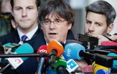 Canada îi refuză o autorizaţie de călătorie lui Carles Puigdemont, anunţă avocatul liderului separatist catalan