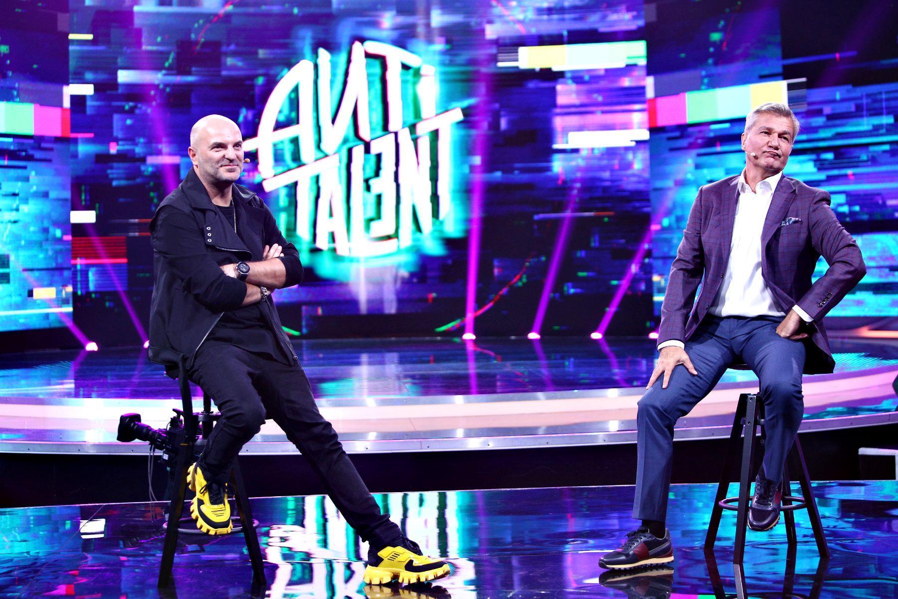 """Dan Capatos vine la Antitalent:  """"Am trăit cu spaima că îl vor da afară pe Bittman și mă vor pune prezentator pe mine"""""""