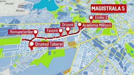 Metroul din Drumul Taberei nu va fi gata în anul 2019!
