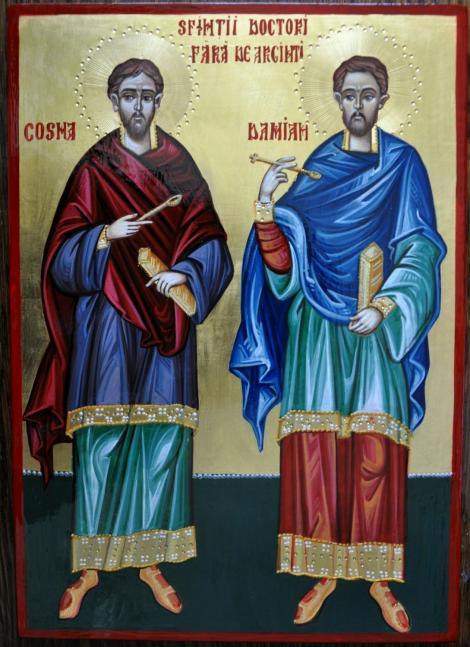 """Calendar ortodox 1 noiembrie. ,,La mulți ani!"""" celor ce își serbează ziua onomastică"""