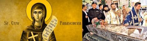 Sfânta Parascheva, 14 octombrie 2019. Tradiții și superstiții. Ce nu ai voie să faci